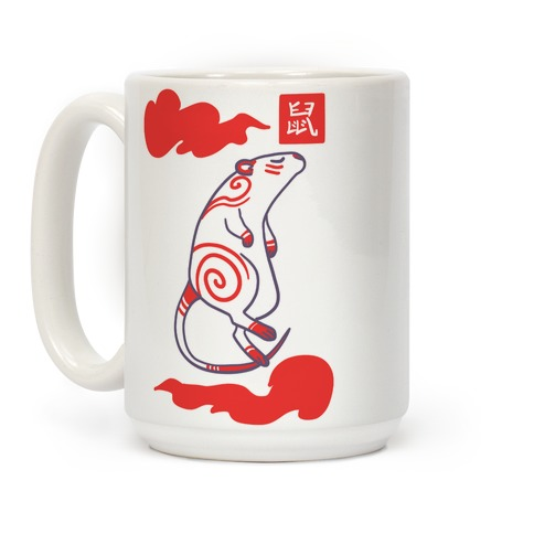 Rat - Chinese Zodiac Coffee Mug