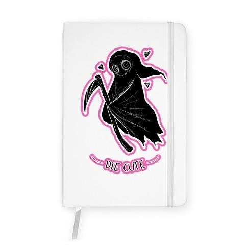 Die Cute Notebook