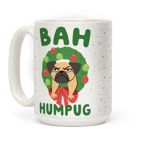 Bah Humpug Coffee Mug