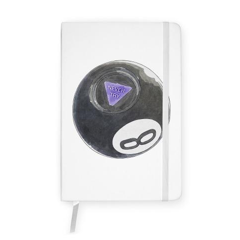 Nihilist 8-Ball Notebook