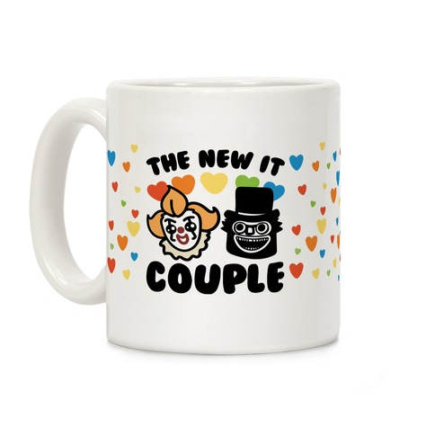 The New It Couple Parody Coffee Mug