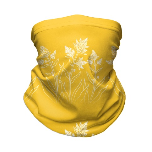 Goldenrod Gradient Neck Gaiter
