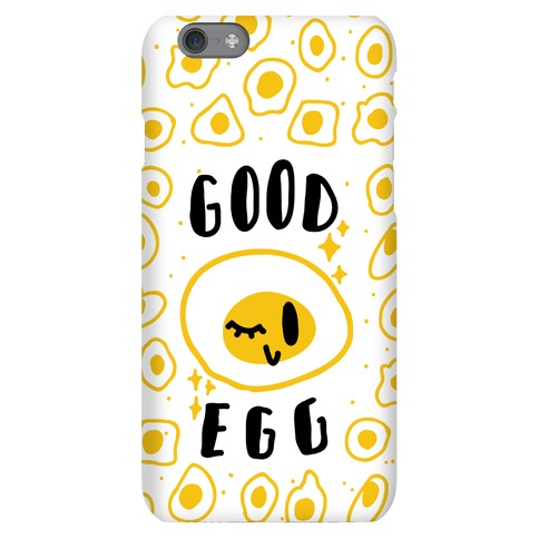 Good Egg Phone Case