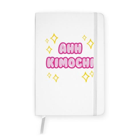 Ahh Kimochi Notebook