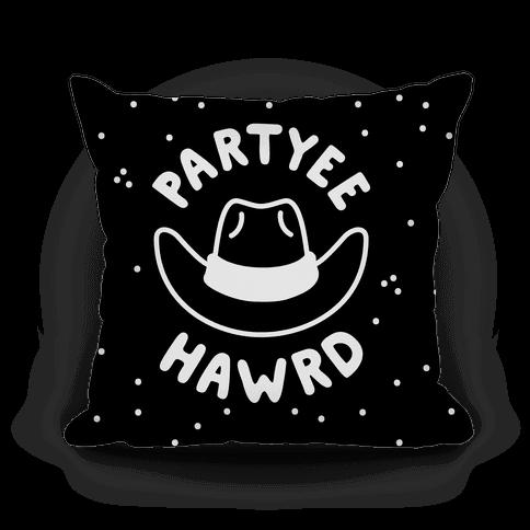 Partyee Hawrd Pillow