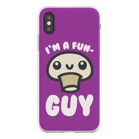 I'm A Fun Guy Phone Flexi-Case