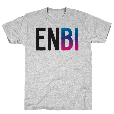 Enbi Bisexual Non-binary T-Shirt