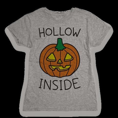Hollow Inside Womens T-Shirt