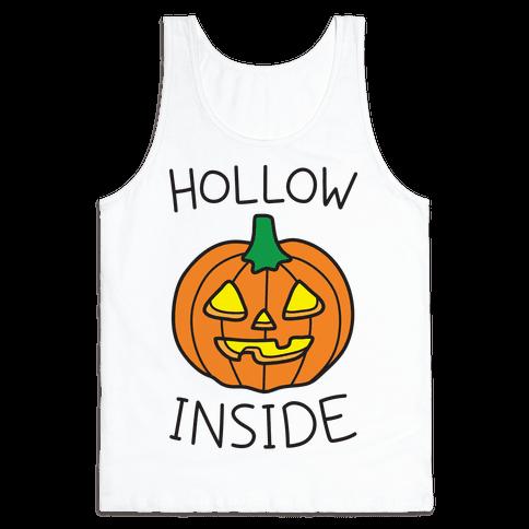 Hollow Inside Tank Top