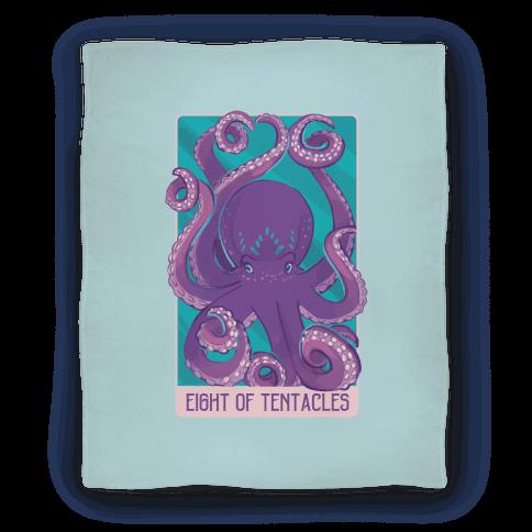 Eight of Tentacles Blanket