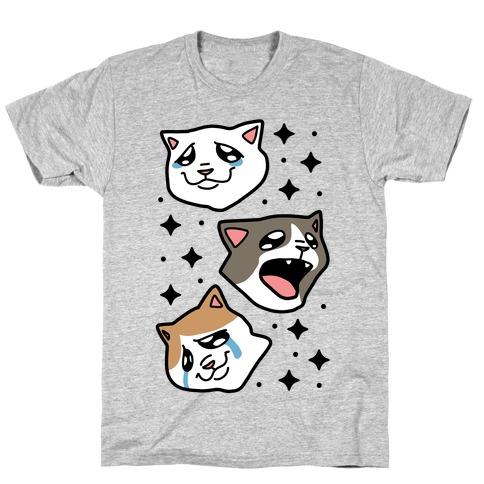 Crying Cats T-Shirt