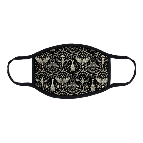 Occult Musings Flat Face Mask