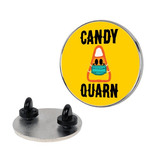 Candy Quarn Pin