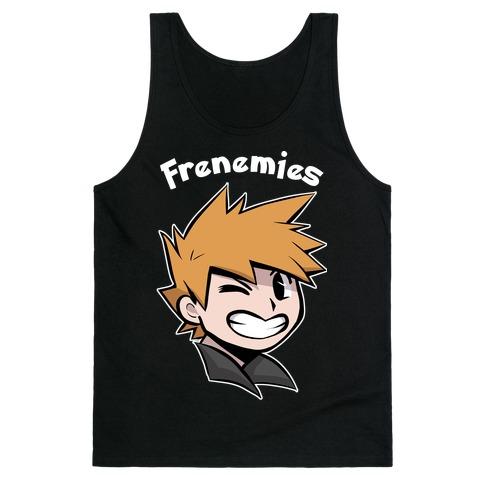 Best Frenemies (Blue) Tank Top