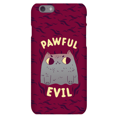 Pawful Evil Phone Case