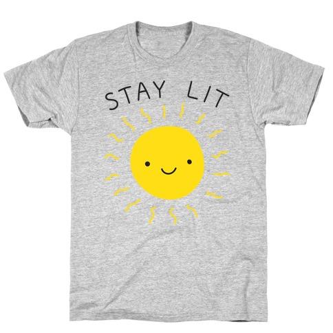 Stay Lit Sun T-Shirt