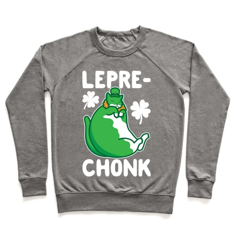 LepreCHONK Cat Pullover
