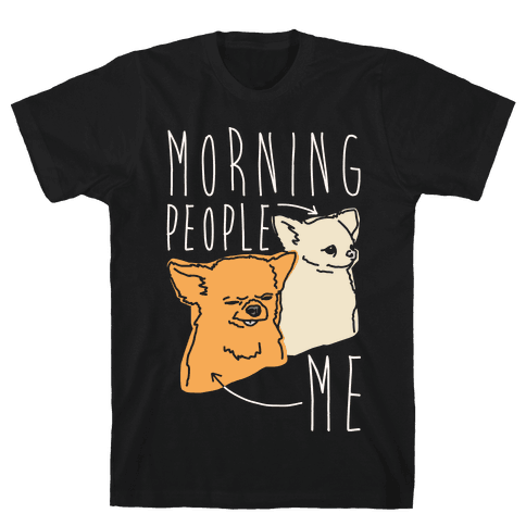 Morning People Vs. Me