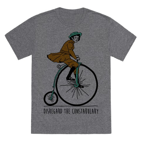 Disregard The Constabulary T-Shirt