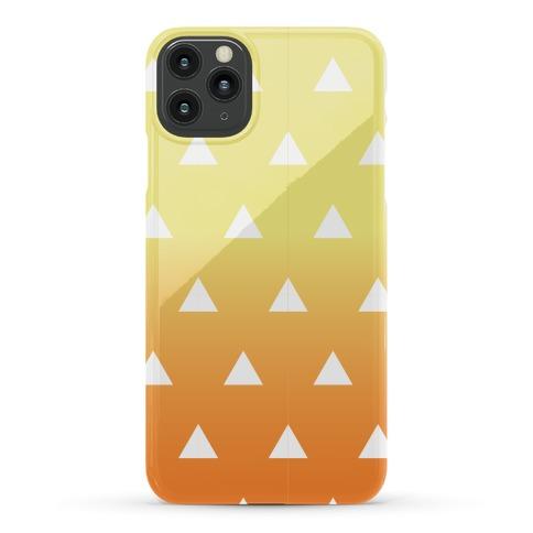 Zenitsu Pattern Phone Case