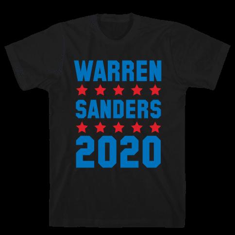 Warren Sanders 2020
