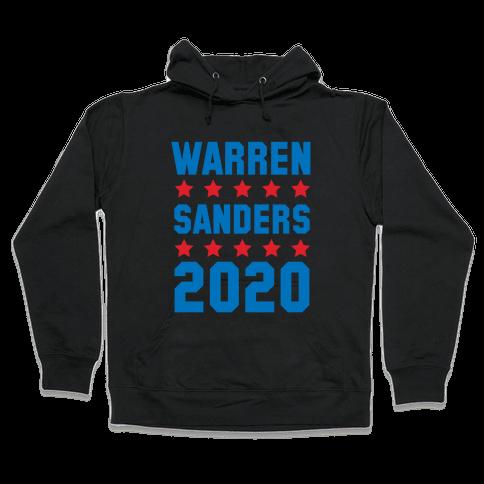 Warren Sanders 2020 Hooded Sweatshirt