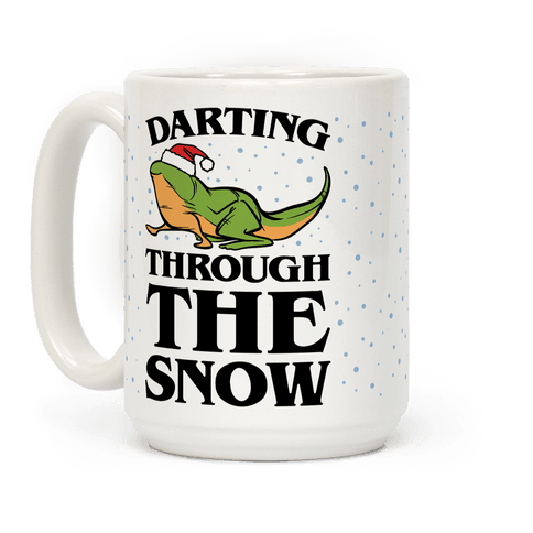 Darting Through The Snow Parody
