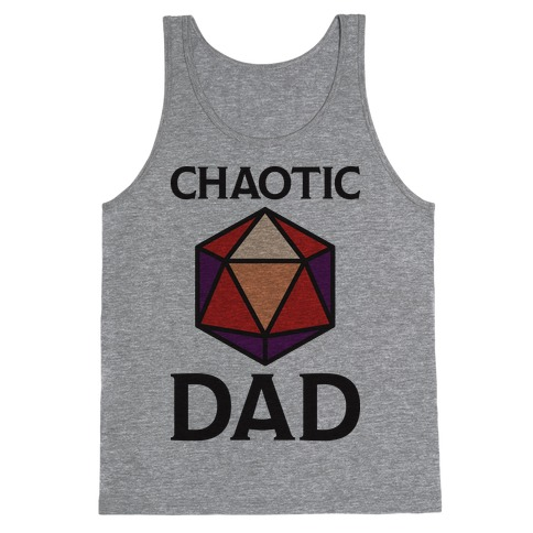 Chaotic Dad Tank Top