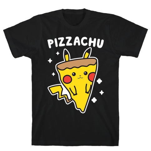 Pizzachu Parody T-Shirt