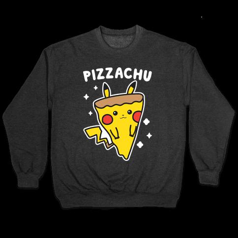 Pizzachu Parody Pullover