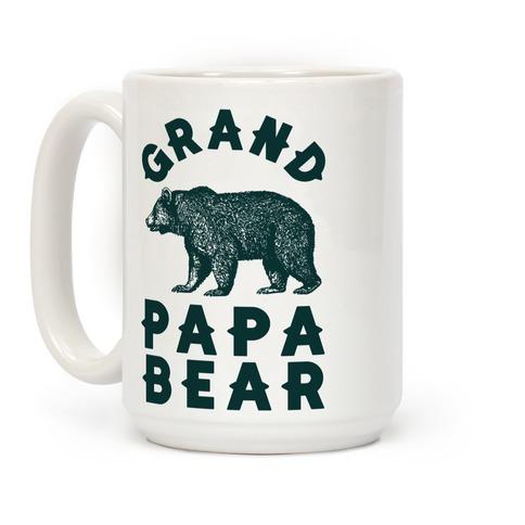 Grandpapa Bear Coffee Mug