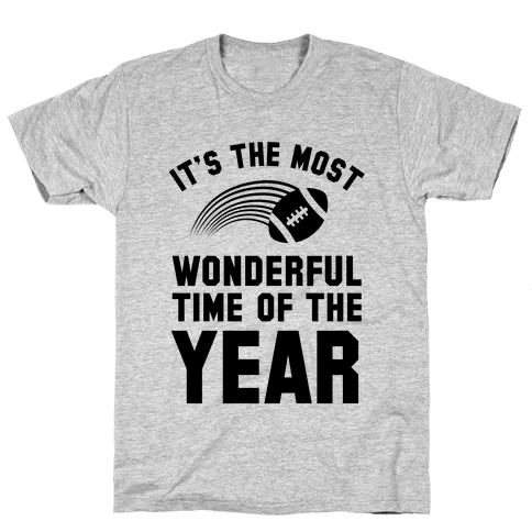 It's the Most Wonderful Time of Year Mens T-Shirt
