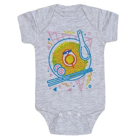 Rad-men (Rad Ramen) Baby Onesy