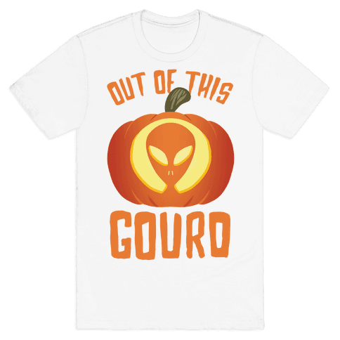 Out Of This Gourd Mens T-Shirt