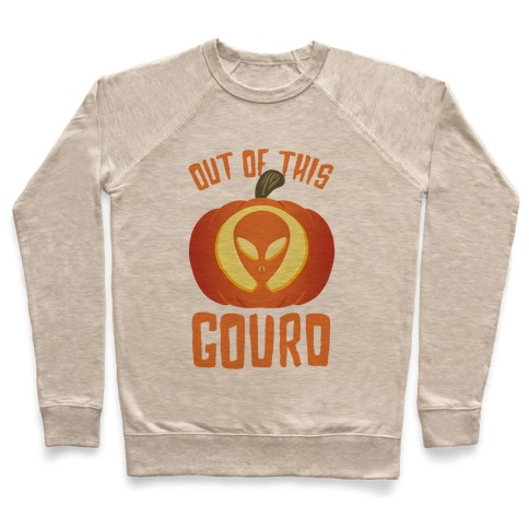 Out Of This Gourd Pullover