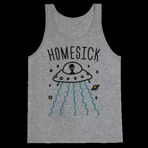 Homesick Alien Tank Top