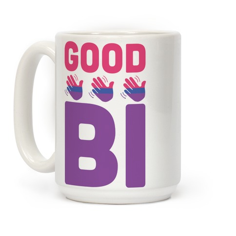 Good Bi Coffee Mug