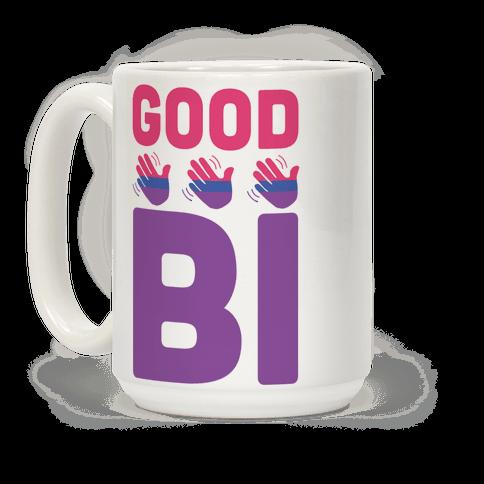 Good Bi Coffee Mug