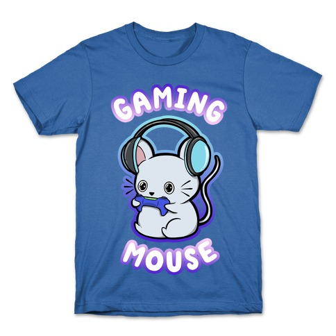 Gaming Mouse Mens/Unisex T-Shirt