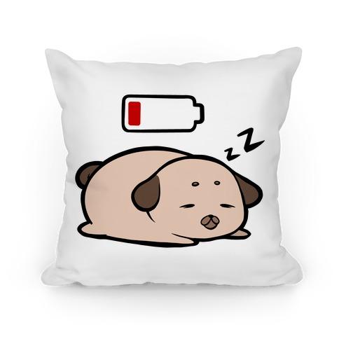 Power Nap Pillow