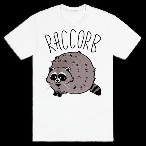 Raccorb Mens/Unisex T-Shirt