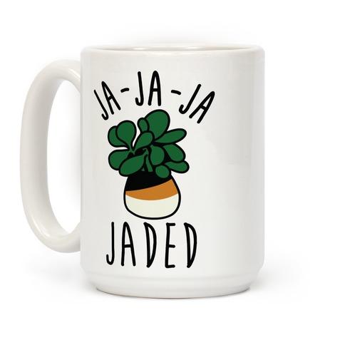 Ja Ja Ja Jaded Coffee Mug