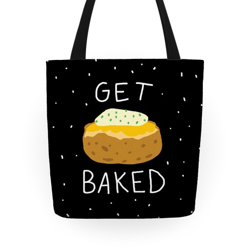 Get Baked Tote