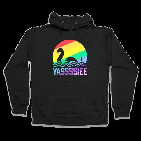 Yassssiee Hooded Sweatshirt