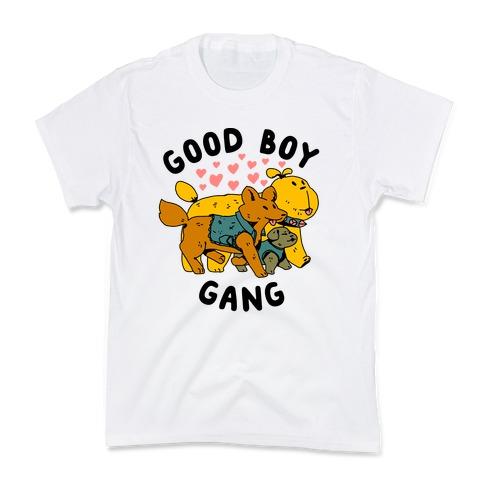 GOOD BOY GANG Kids T-Shirt
