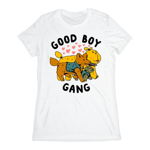GOOD BOY GANG Womens T-Shirt
