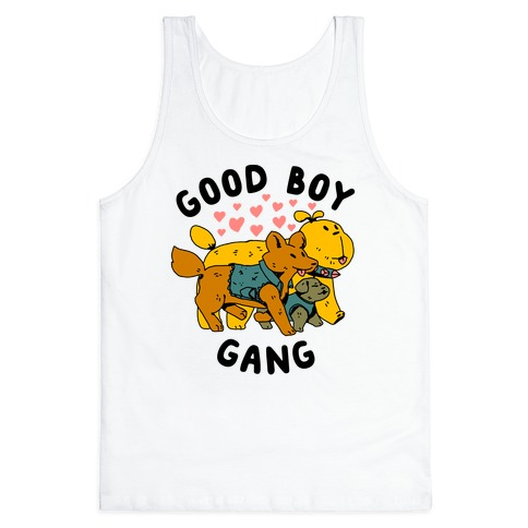 GOOD BOY GANG Tank Top
