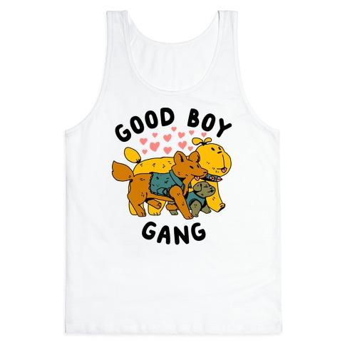 GOOD BOY GANG Tank Top
