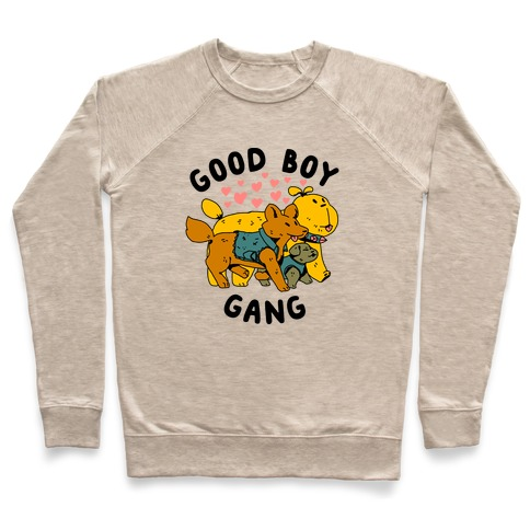 GOOD BOY GANG Pullover