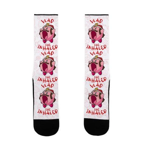 Vlad The Inhaler Sock